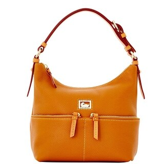 Dooney & Bourke Dillen Small Zipper Pocket Sac (Introduced by Dooney & Bourke at $238 in Sep 2011) - Desert
