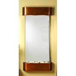 Adagio CSR1040 Cascade Springs - Silver Mirror Wall Fountain
