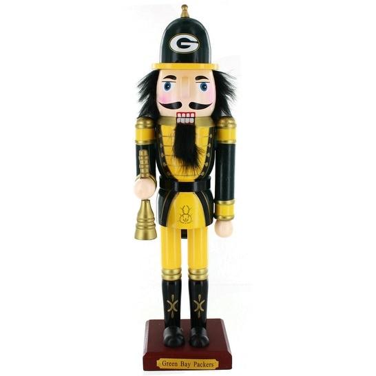 "Green Bay Packers 2015 14"" Nutcracker"