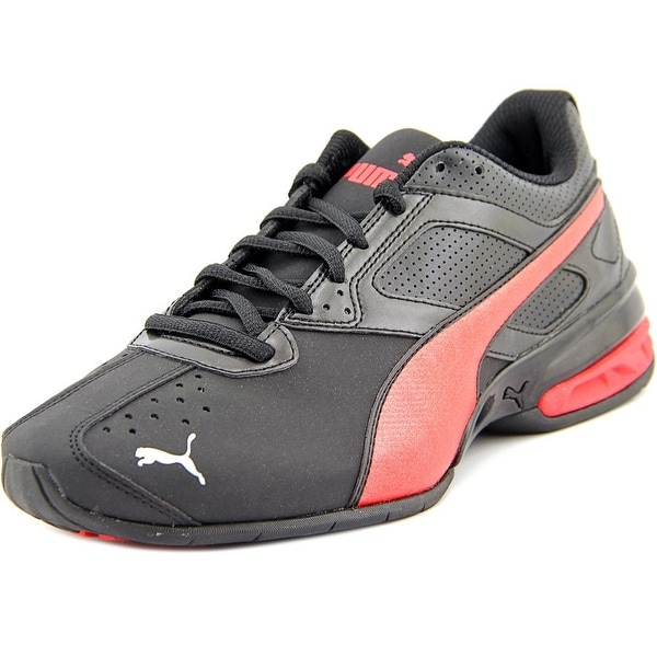 Puma Tazon 6 Men Round Toe Synthetic Black Cross Training