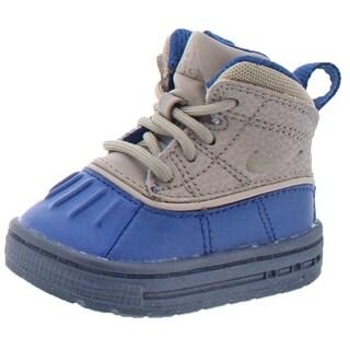 Nike Woodside 2 High Boots Infant Non-Marking - 2 medium (d) infant