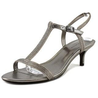 Pelle Moda Fact Open Toe Synthetic Sandals