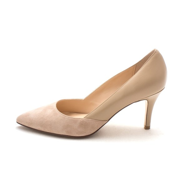 Shop Cole Haan Toe Womens KYLE Leather Pointed Toe Haan Classic Pumps - 10.5 - - 22726775 e4036e