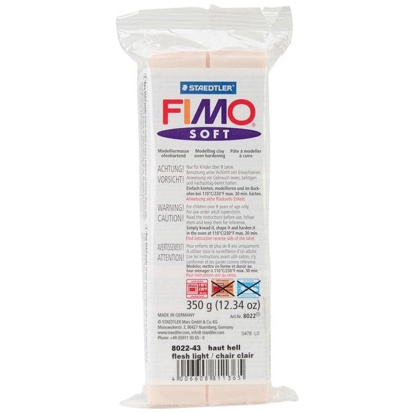 Shop Fimo Soft Polymer Clay 1234oz Pink Flesh Pink Free