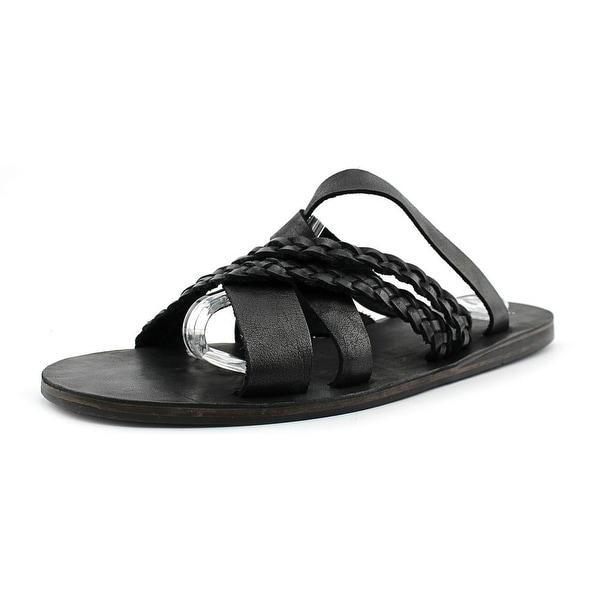 29 Porter Rd Julian Open Toe Leather Slides Sandal