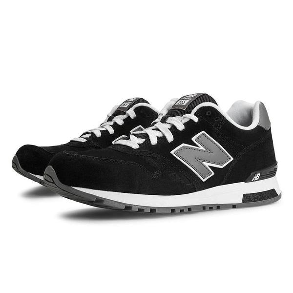 933884db1ceb Shop New Balance Classics Men s ML565 Navy Sneaker 10 D (M) - Free Shipping  Today - Overstock - 18274867
