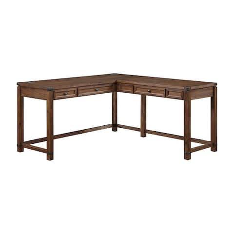 Baton Rouge L-Shape Desk