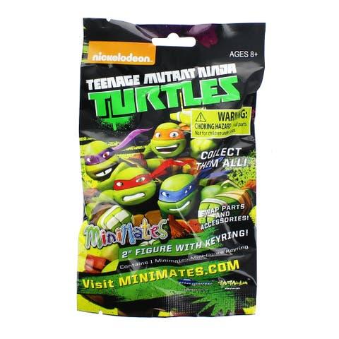 Teenage Mutant Ninja Turtles Minimates Series 1 Blind Bag - multi