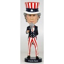 Uncle Sam Collectors Edition Bobblehead - multi