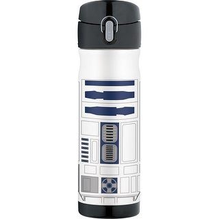 Thermos Vacuum Sealed 16 Oz Stainless Steel Commuter Bottle (R2D2)