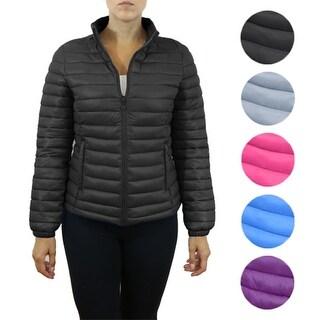 Link to Women's Lightweight Puffer Jackets With Zipper Pockets Similar Items in Women's Outerwear