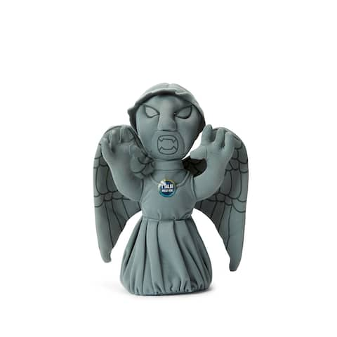 """Doctor Who 9"""" Weeping Angel Plush With Sound - Talking Soft Toy - Multi"""
