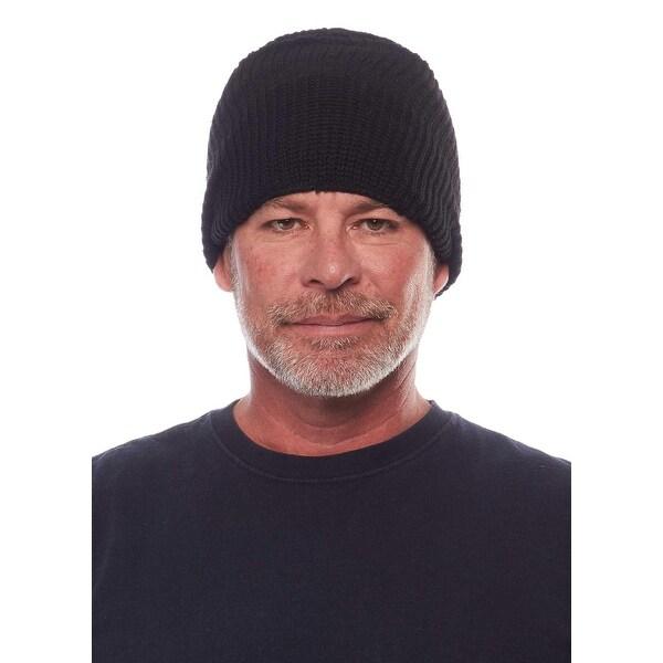 Men's Winter Frost Knit Ski Face Mask