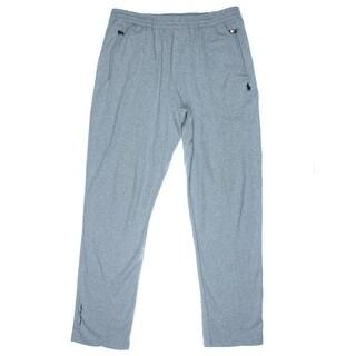 Polo Ralph Lauren Mens Moisture Wicking Cotton Track Pants