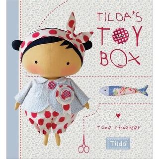David & Charles Books-Tilda's Toy Box