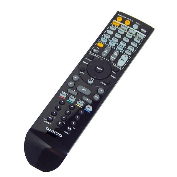 OEM Onkyo Remote Originally Shipped With: HTRC370, HT-RC370, TXNR709, TX-NR709
