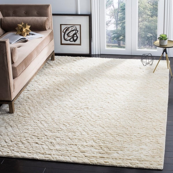 Safavieh Handmade Manhattan Sesta Modern Wool Rug