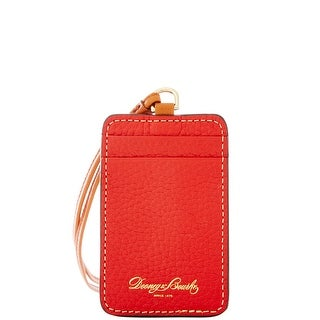 Dooney & Bourke Pebble Grain ID Lanyard (Introduced by Dooney & Bourke at $38 in May 2015)