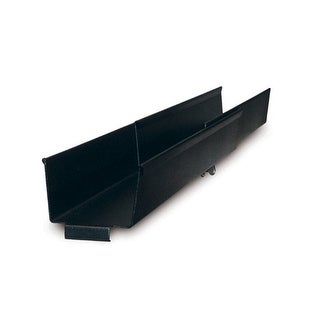 Ar8008blk Horizontal Cable Organizer Side Channel 18 To 30 Inch Adjustment
