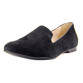 Cole Haan Deacon Loafer Round Toe Suede Loafer