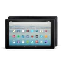 "Amazon Fire HD 10 10.1"" 1080p Full HD Display Tablet with Alexa (Black, 32 GB)"