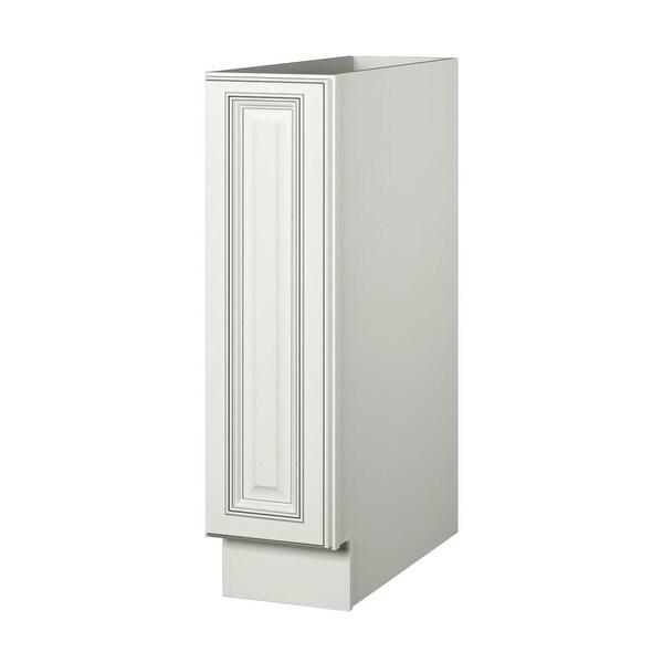 """Sunnywood Kitchen Cabinets: Shop Sunny Wood SLB09-A Sanibel 9"""" Single Door Base"""