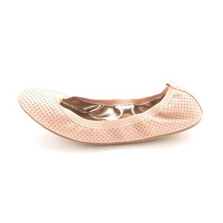 Kenneth Cole Unliste Women's Whole in One Perforated Ballet Flats
