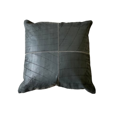 Lincoln Throw Pillow Charocal/Grey