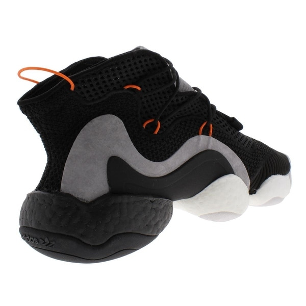 adidas Originals Mens Crazy BYW Basketball Shoes Knit Lightweight