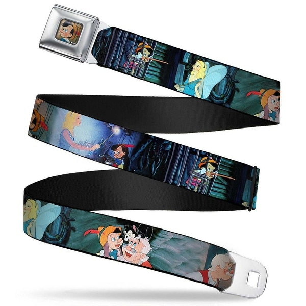 Pinocchio Puppet Full Color Tan Pinocchio Jiminy Cricket Workshop Tools Seatbelt Belt