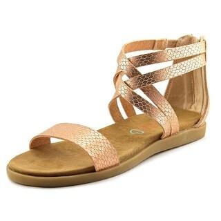 Baretraps Thyme Open Toe Leather Gladiator Sandal