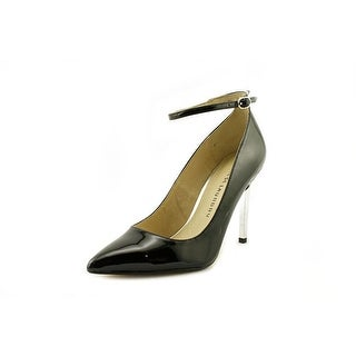 Chinese Laundry Stardust Women  Round Toe Synthetic Black Heels