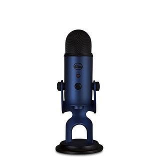 Blue Microphones Yeti USB Mic (Midnight Blue)