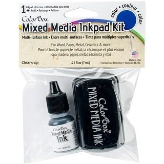 Dark Blue - ColorBox Mixed Media Kit