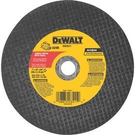 """DeWalt 7"""" Metal Abrasive Blade"""