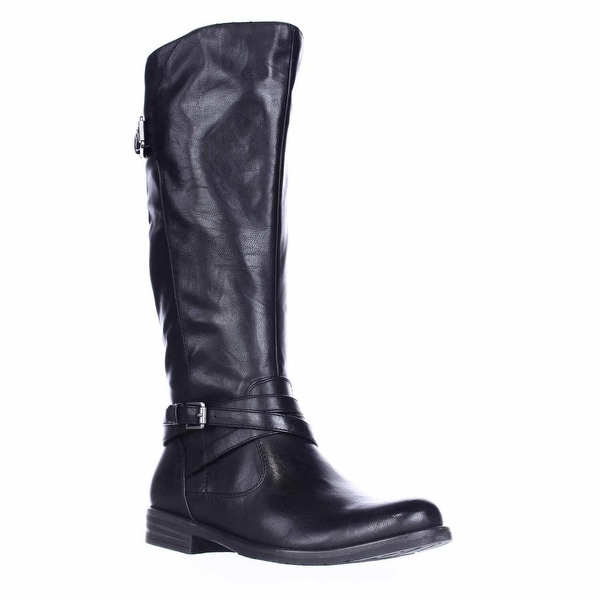 BareTraps Corrie Riding Boots, Black