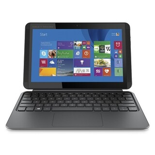 Manufacturer Refurbished - HP Pavilion 10-K010NR x2 10.1 Touch Notebook Intel Z3736F 1.33GHz 2GB 32GB W10