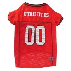 Collegiate Utah Utes Pet Jersey