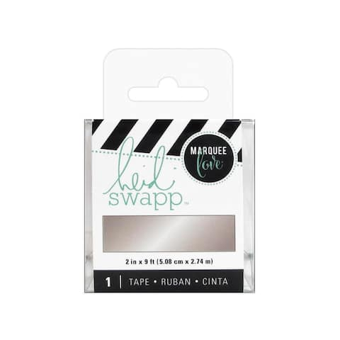 312879 amc hswapp lightbox tape 2 foil silver