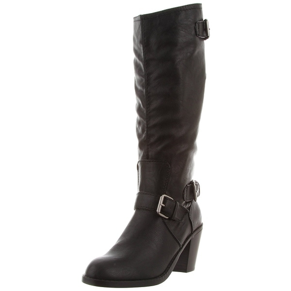 DV by Dolce Vita Womens Quimby Closed Toe Knee High Fashion Boots