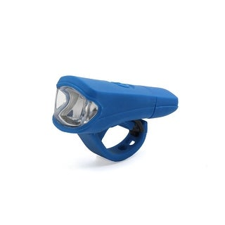 Father  s Day Gift l Universal Blue White Light 3 Modes LED USB Rechargeable Bike Headlight