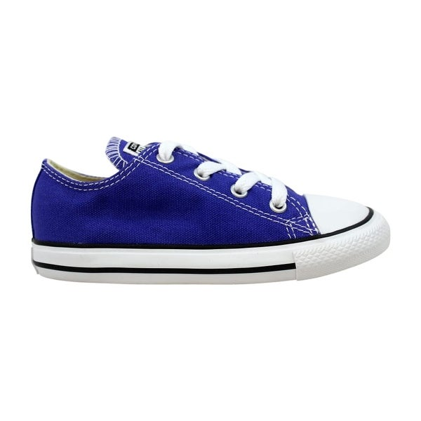 d625fceb4761 Shop Converse Chuck Taylor OX Periwinkle 747140F Toddler - Free ...