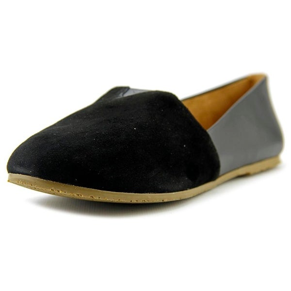 Tkees Senny Women Round Toe Leather Loafer