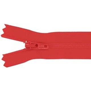 """Red - Ziplon Coil Zipper 9"""""""