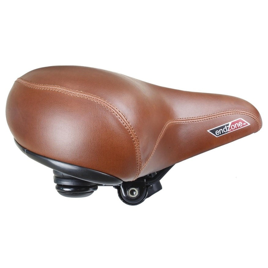 280-254 x 203-178mm VELO Endzone Soft MTB Saddle Bike Gel Seat Cover Size