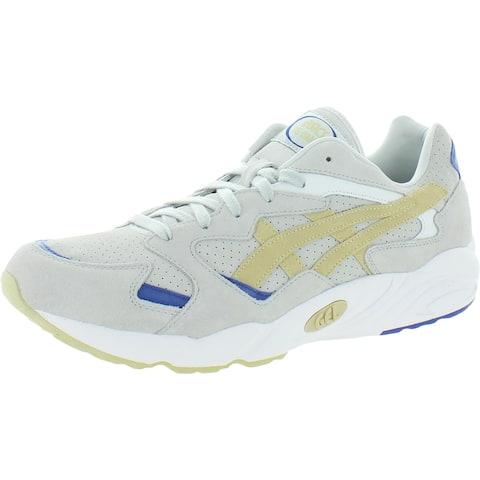 ASICS Tiger Mens Gel-Diablo Running Shoes Suede Workout