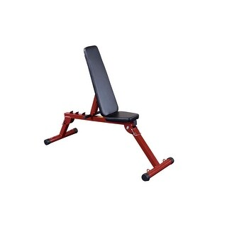 Body Solid Best Fitness Folding Bench