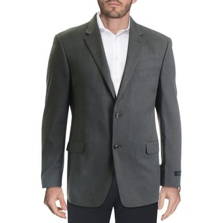 Link to Tommy Hilfiger Mens Shane Sportcoat Woven Suit Separates - Grey Similar Items in Sportcoats & Blazers