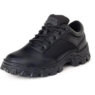 Rocky Work Shoes Mens Alphaforce Lightweight Oxford Black