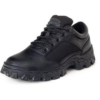 Rocky Work Shoes Mens Alphaforce Lightweight Oxford Black FQ0002168
